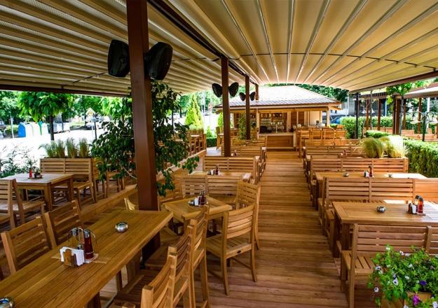 Jagerhof - Paradise Pergo